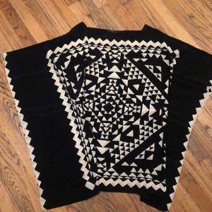 Silk Caftan Top